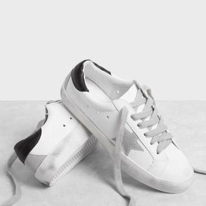 Shein Golden Goose Dupe Star Sneakers 8.5